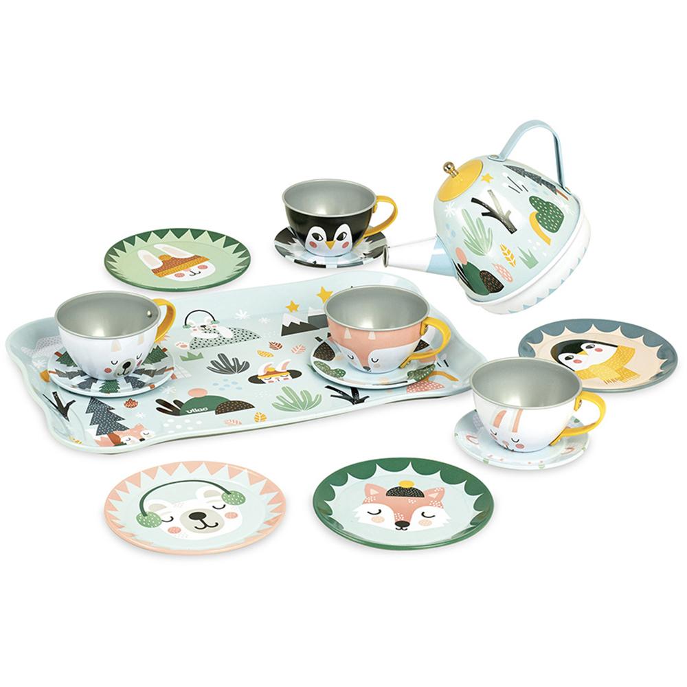 Vilac - Ice musical tea set (8504)