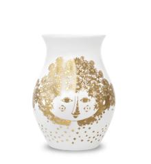 Bjørn Wiinblad - Felicia Vase - Gold (55253)