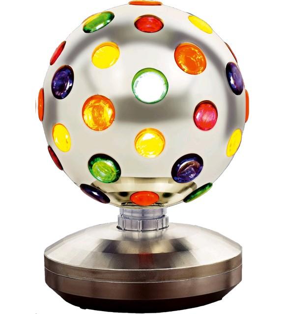 Music - Disco Ball, Shiny Silver - 28 cm (501001)