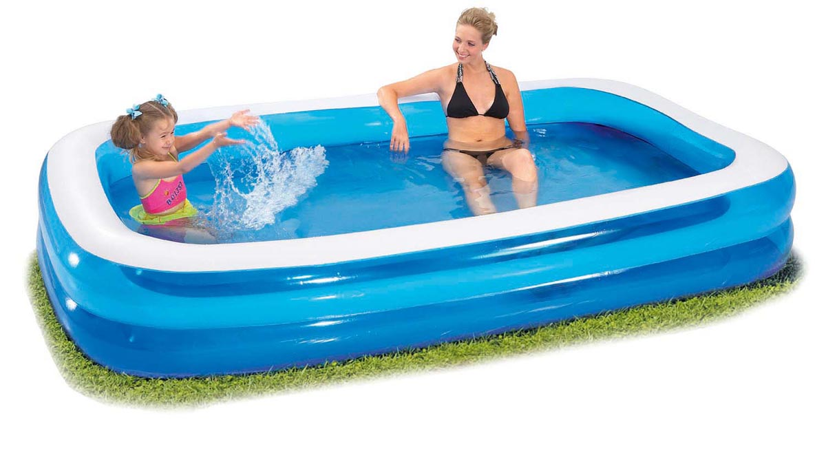 Flipper - Softside Pool - 200 x 150 cm (21395)