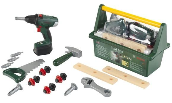 Klein - Bosch - Kids Tool Box (8520)