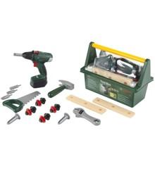 Klein - Bosch - Legetøjs Værktøjskasse (kl8520)