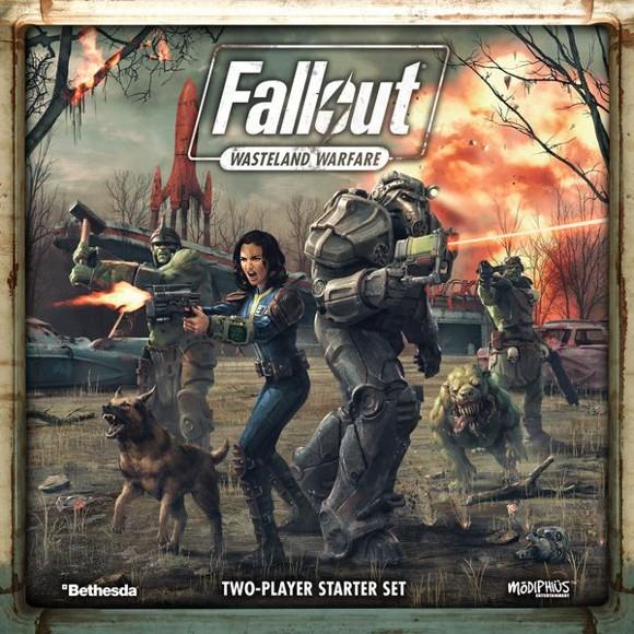 Fallout - Wasteland Warfare - Two Player Starter