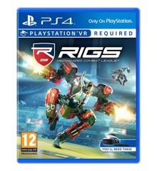 RIGS: Mechanized Combat League (VR) (Nordic)
