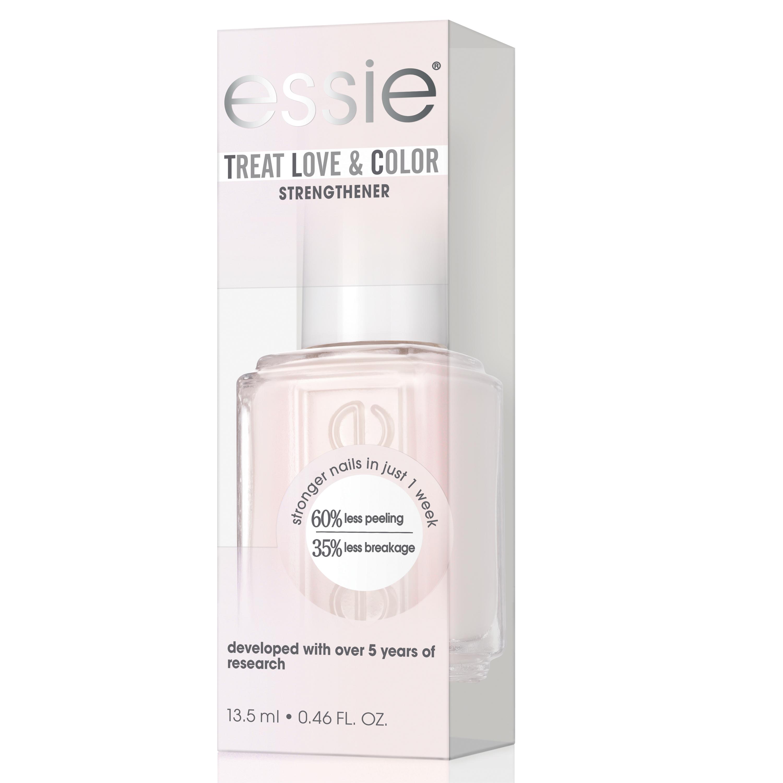 Essie - Treat Love & Color Strengthener Neglelak 13,5 ml - 3 Sheer