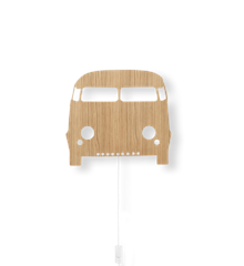 Ferm Living - Car Lamp - Olied Oak (100052208)