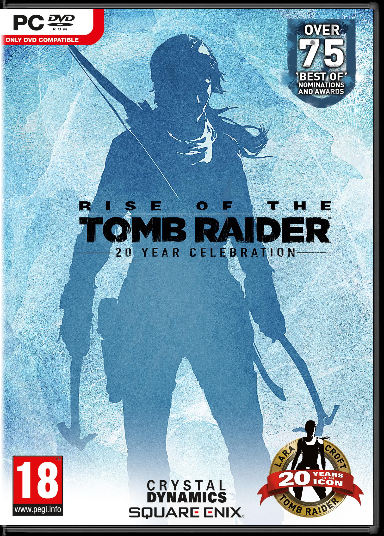 Kop Rise Of The Tomb Raider 20 Year Celebration