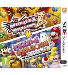 Puzzle & Dragons Z and Super Mario Bros. Edition