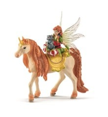 Schleich - Bayala - Fairy Marween with glitter unicorn (70567)