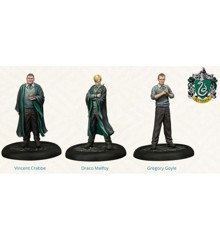 Harry Potter - Miniatures Adventure Game - Slytherin Students (HPMAG03)