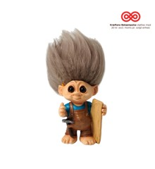 Good Luck Troll - Hustømrerne - Carpenter Troll - Small (93209)