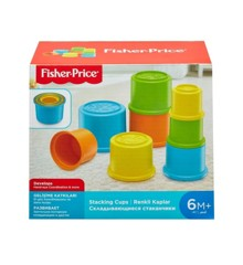 Fisher-Price - Stablekopper, 8 stk