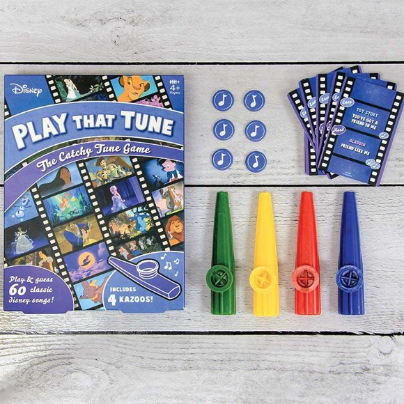 Disney - Play That Tune - Party Game (PP3592DP)