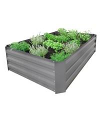 Gardenlife - Easy Højbed 80 x 120 cm - Mellem