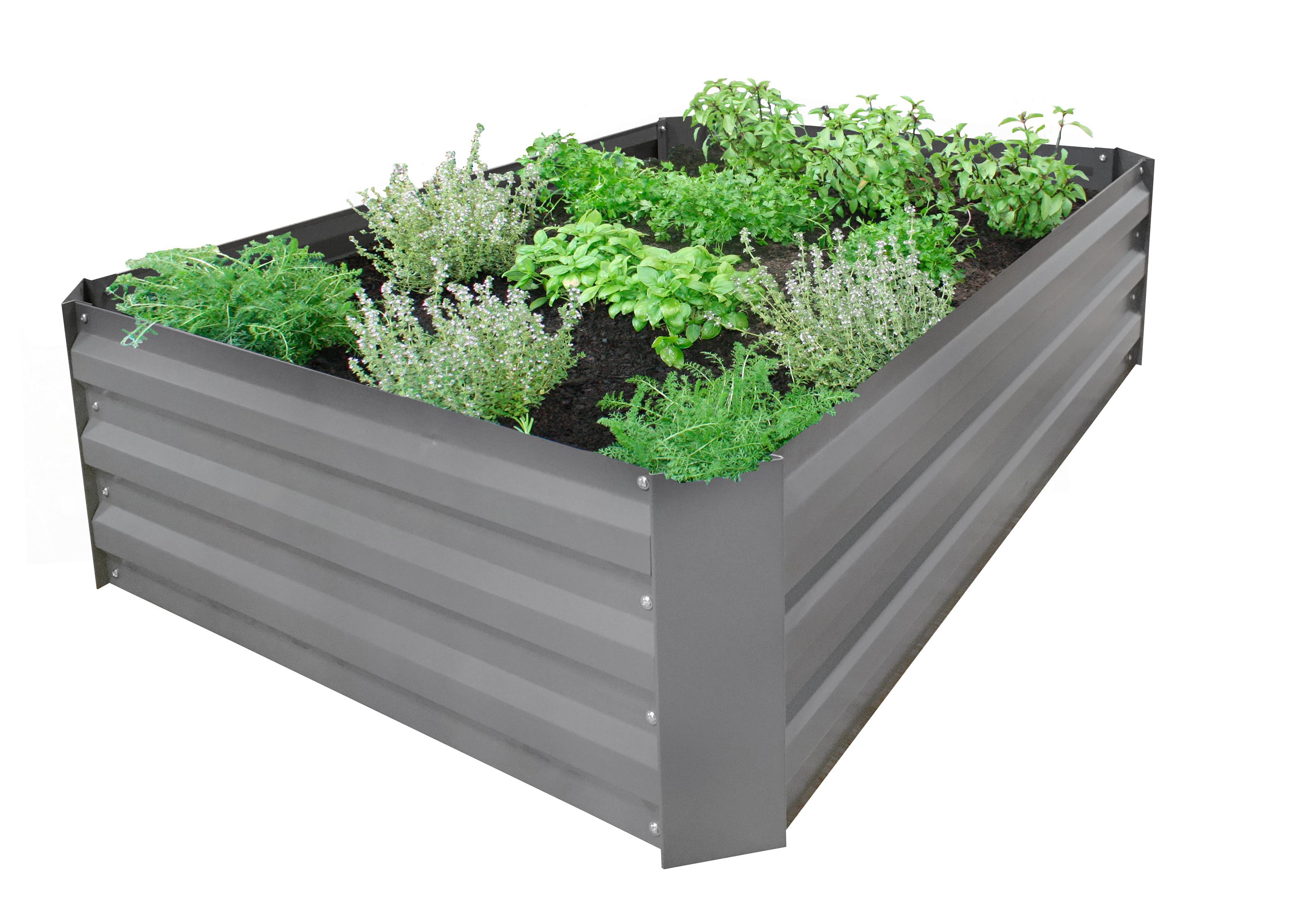 Gardenlife - Easy Raised Bed 80 x 120 cm - Medium (131661)