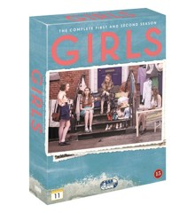 Girls: Box - Season 1-2 (4 disc) - DVD