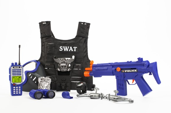 S.W.A.T Set - Large Box (520360)
