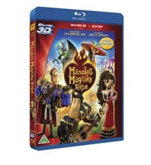 The Book of Life (3D Blu-Ray)