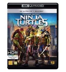 Teenage Mutant Ninja Turtles (Megan Fox) (4K Blu-Ray)