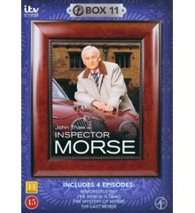 Inspector Morse Box 11: Episodes 32-33 + bonus (2-disc)