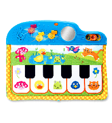 Winfun - Sound n' Tunes Crib Piano (000217)