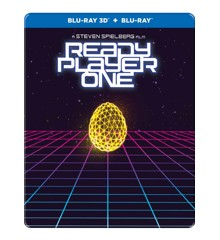 Ready Player One - Steelbook (3D Blu-Ray)