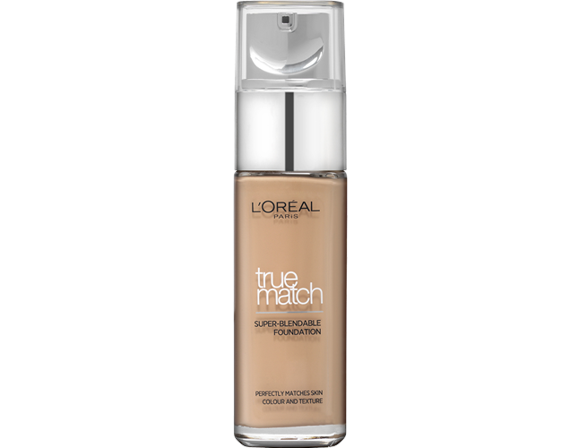 L'Oréal - True Match Foundation - 3.D/3.W Golden Beige