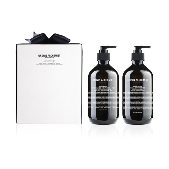 Grown Alchemist - Hand Wash & Hand Cream 2 x 500 ml