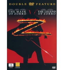 Zorro - Double Feature Box Set - DVD
