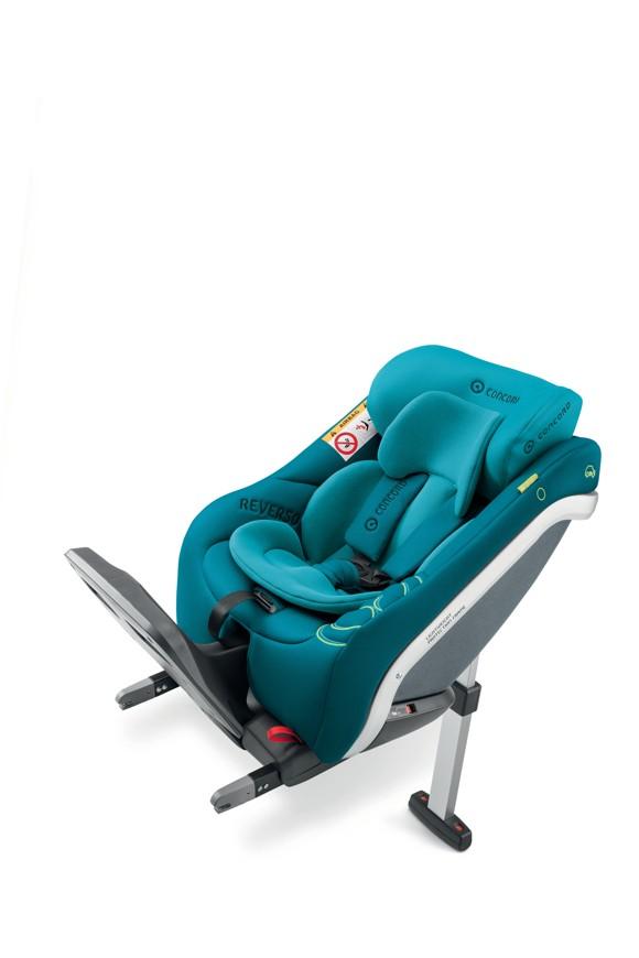 Concord - Reverso PLUS V3 Car Seat (0-23 Kg) - Scuba Green
