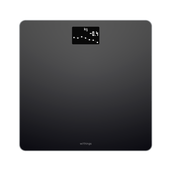 Withings- Body BMI Wi-fi scale Black
