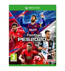 eFootball PES 2020 (Pro evo 2020)