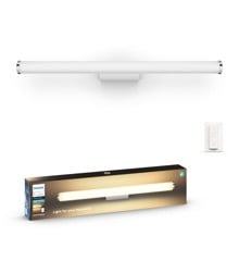 Philips Hue - Adore wall lamp white 1x20W  - Bathroom