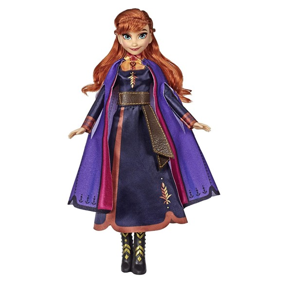 Frozen 2 - Singing Doll - Anna (E6853EW0)