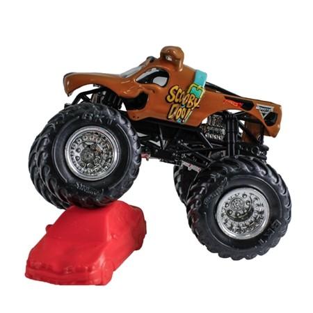 Buy Hot Wheels Monster Jam Truck 1 64 Scooby Doo Flx24