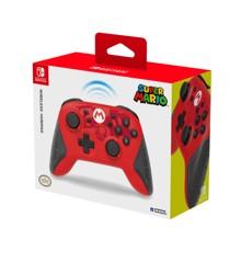 Hori Wireless Pro Controller Mario