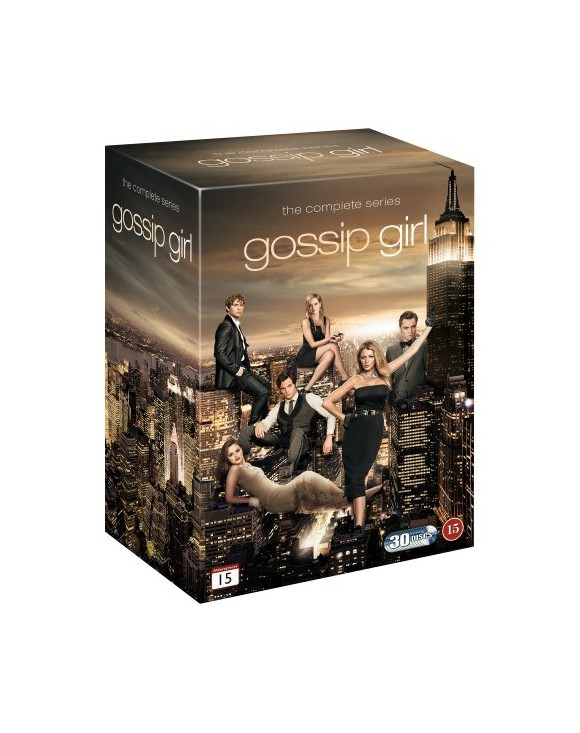 Gossip Girl - Complete Box Set - Season 1 - 6 - DVD