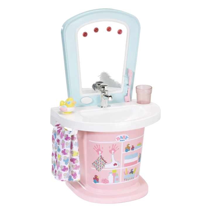 Baby Born -  Wash Basin Water Fun (824078)