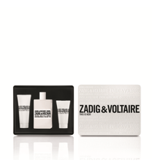 ZADIG & VOLTAIRE - This Is Her EDP 100 ml + Body Lotion 75 ml + Shower Gel 50 ml - Gavesæt