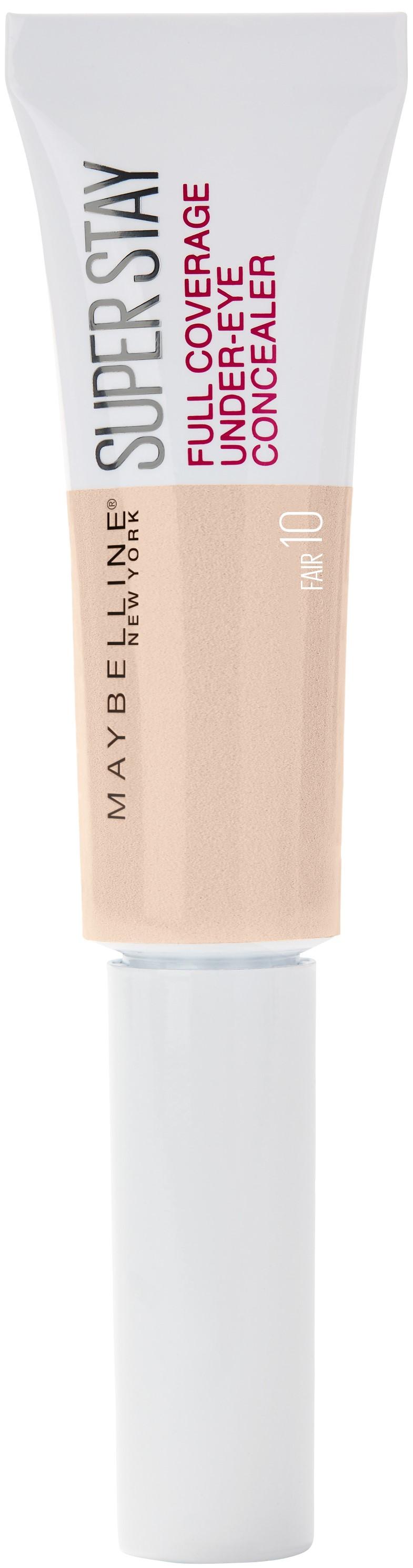 Maybelline - Superstay Full Coverage Under-Eye Concealer - 10 Fair