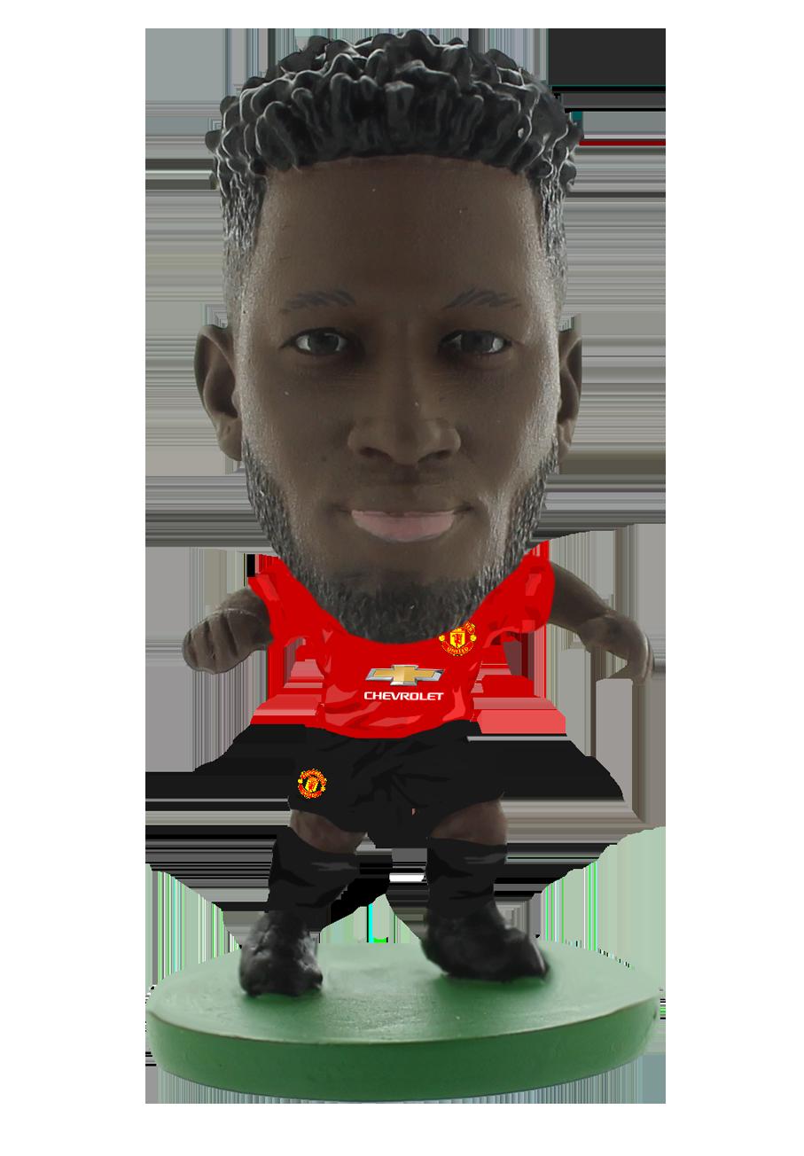 Soccerstarz - Manchester United Fred - Home Kit (2019)