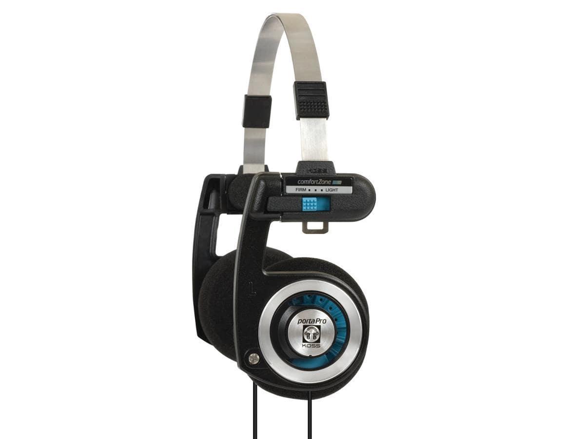 Koss - Headset Porta Pro Classic Sort Zwart