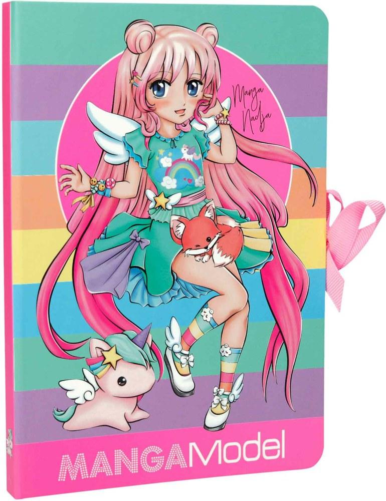 Top Model - Manga Model Notes To Go - Rainbow (046584)