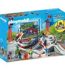 Playmobil - Skating Grounds (70168)