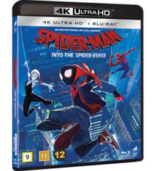 Spider-Man: Into The Spider-Verse (4K Uhd+Blu ray)