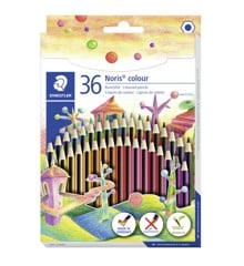 Staedtler - Noris Color Colouring Pencil, 36 pc (185 CD36)