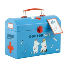 Barbo Toys - Moomin Doctor set in Carry Box (7290)
