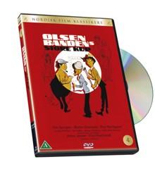 Olsen Banden 4 - Store kup - DVD