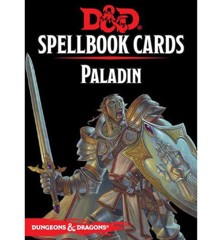Dungeons & Dragons - 5th Edition - Spell Deck Paladin (69 Kort) (D&D) (Engelsk)