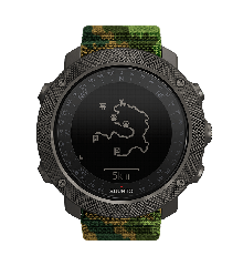 Suunto - Traverse Alpha Woodland GPS Watch